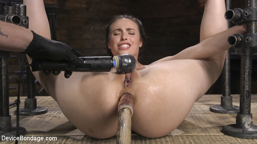 The Pope – Petite Babe Casey Calvert Humiliated with Anal and Brutal Foot Torment_cover