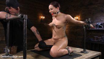 Gabriella Paltrova – Gabriella Paltrova Anal Orgasm in Diabolical Predicament Bondage