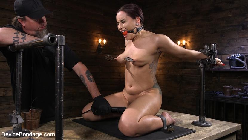 Gabriella Paltrova – Gabriella Paltrova Anal Orgasm in Diabolical Predicament Bondage_cover