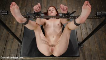 Danni Rivers – Mega Pain Slut Danni Rivers Submits to Brutal Torment in Bondage