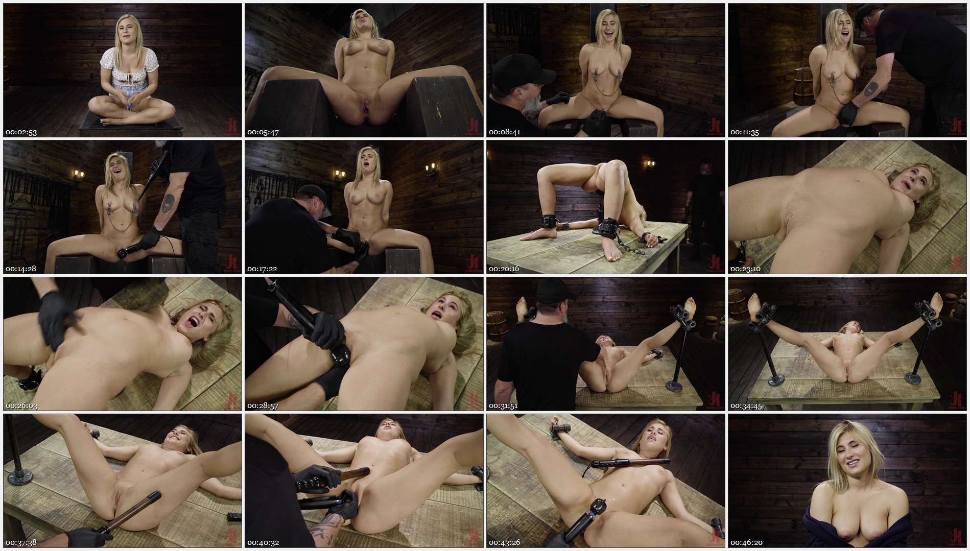 Lindsey Cruz – Fresh Meat: Lindsey Cruz in Device Bondage and Squirting