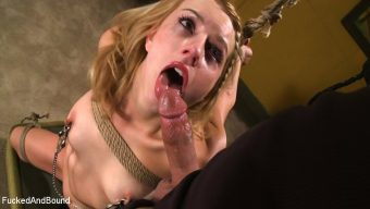 Lexi Belle – Lexi Belle Gets Bound Obedience Training