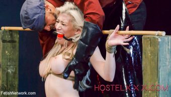 Jay Savage – Hostelxxx Cristi Ann – Boat ride To Bondage and Hardcore Humiliation