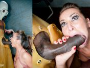 Amanda Rendall – Rubber Me Up Threesome