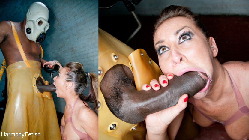 Amanda Rendall – Rubber Me Up Threesome_cover