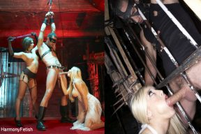 Jay Snakes – Gothic Fetish – Chained, Whipped And Fucked!