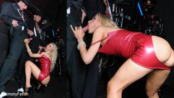 Michelle Moist – Underground Fetish Bar