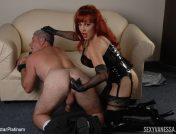 Jay Crew – Sexy Vanessa in Male Slut Slave