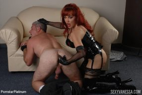 Jay Crew – Sexy Vanessa in Male Slut Slave