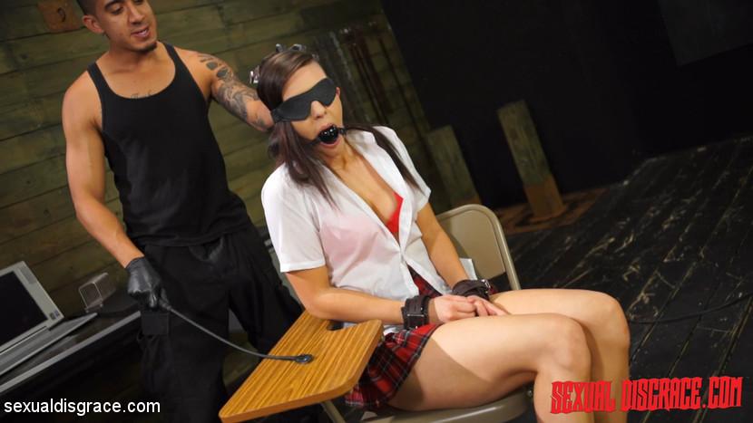 Rachael Rae – Rachael Rae Sexual Disgrace From EDM To BDSM_cover