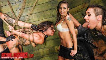 Bruno Dickemz – Isa Mendez #1 Sexual Disgrace Attitude Adjustment