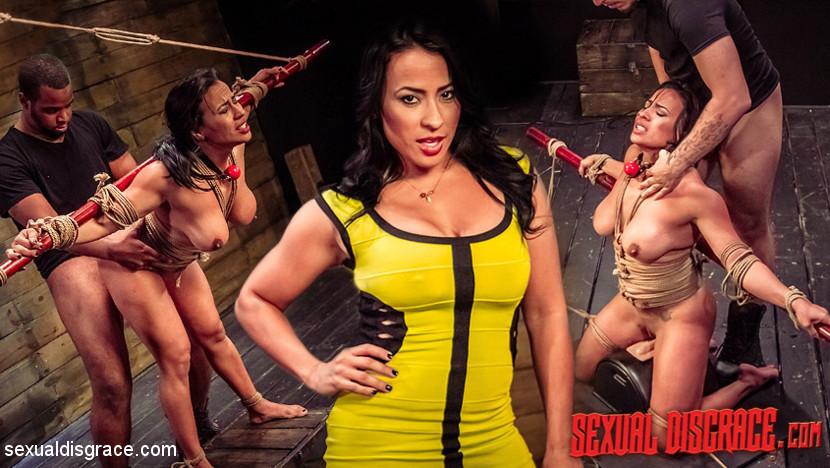 Becca Diamond – Becca Diamond Returns for More Rope Bondage and BDSM Fucking_cover