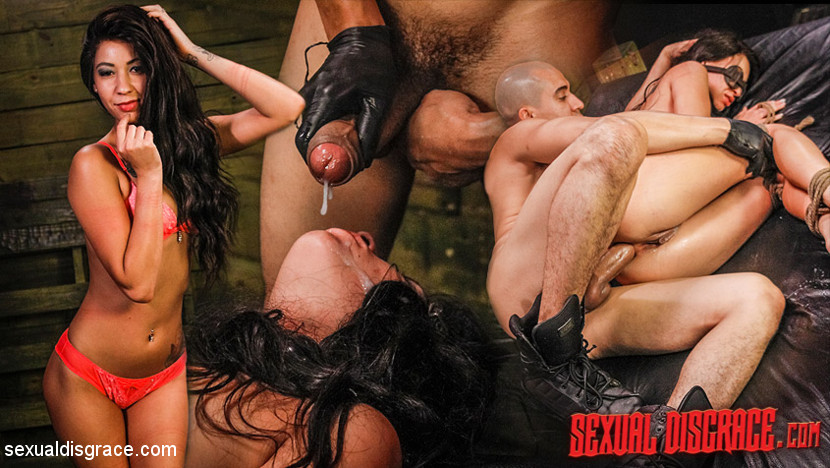 Bruno Dickemz – Esmi Lee Endures BDSM, Rope Bondage & Rough Anal Sex_cover