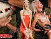 Halle Von – Halle Von Sexual Disgrace Hollering Hippy