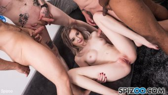 Lexi Lore – Lexi Lore Gets DP and Gangbanged