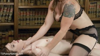 Stefani Special – Mistress Kara is a hot Milf Librarian who will Punish misbehavers