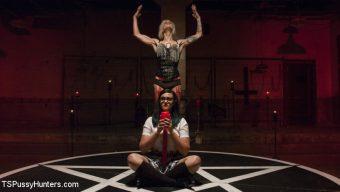 Sami Price – Penny Barber Summons Baphomet to seek revenge on Mother Superior