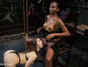 Natassia Dreams – Natassia Dreams' Slutty Leather Sex Kitten, Ella Nova
