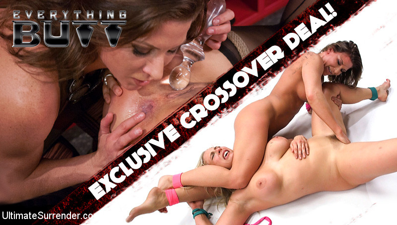 Angel Allwood – Angel Allwood gets cocky, thinks she can take Ariel X down_cover