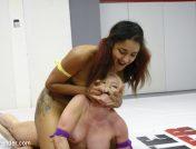 Nikki Delano – Big Tits and Big Ass vs Long Lethal Legs