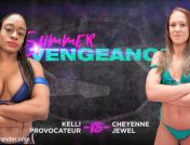 Cheyenne Jewel – Kelli Provocateur vs Cheyenne Jewel