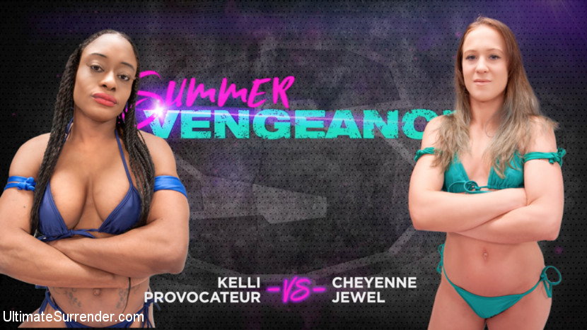 Cheyenne Jewel – Kelli Provocateur vs Cheyenne Jewel_cover