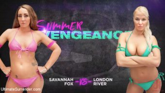 Savannah Fox – Savannah Fox vs London River