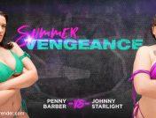 Penny Barber – Penny Barber vs Johnny Starlight