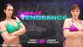 Penny Barber – Penny Barber vs Johnny Starlight