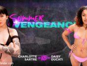 Charlotte Sartre – Charlotte Sartre vs Daisy Ducati