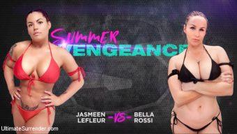 Jasmeen LeFleur – Jasmeen LeFleur vs Bella Rossi