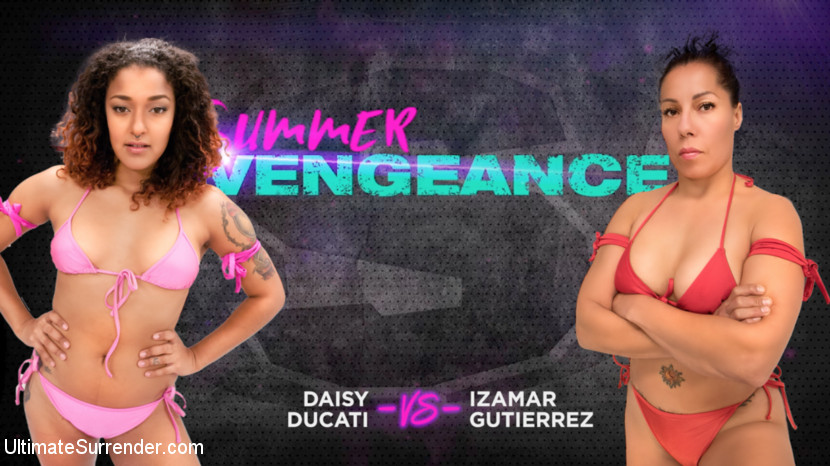 Izamar Gutierrez – Izamar Gutierrez vs Daisy Ducati_cover