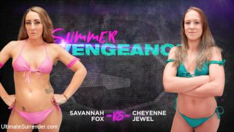Savannah Fox – Savannah Fox vs Cheyenne Jewel