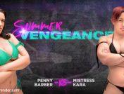 Penny Barber – Penny Barber vs Mistress Kara