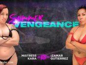 Mistress Kara – Mistress Kara vs Izamar Gutierrez