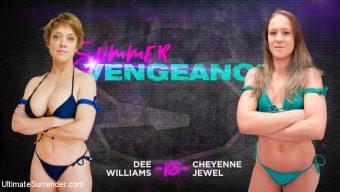 Dee Williams – Dee Williams vs Cheyenne Jewel