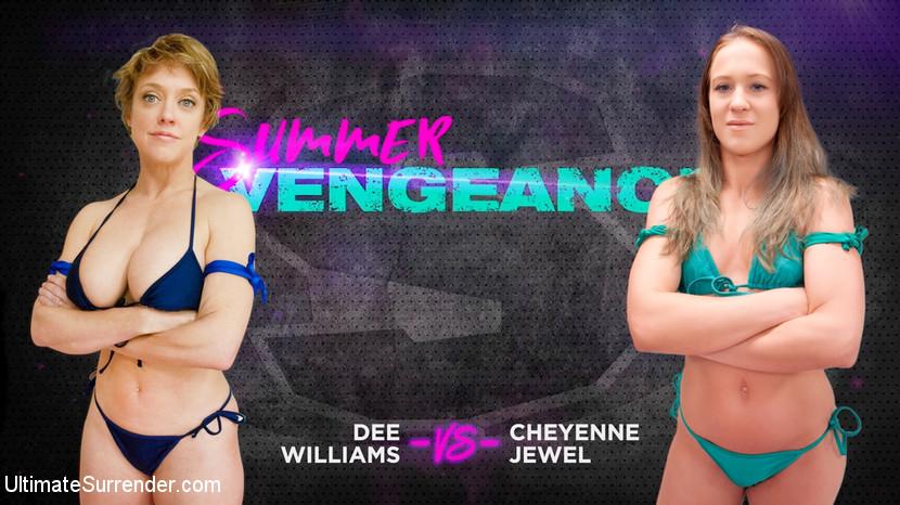 Dee Williams – Dee Williams vs Cheyenne Jewel_cover