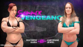 Cheyenne Jewel – Cheyenne Jewel vs Mistress Kara