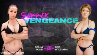 Dee Williams – Bella Rossi vs Dee Williams