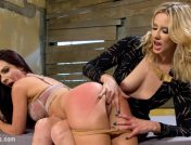 Kirsten Price – Room For Rent: Broke waitress pays rent with kinky lesbian sex!!!