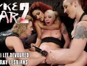 Daisy Ducati – Dyke Bar 2: Lorelei Lee Devoured by Hot Horny Lesbians!