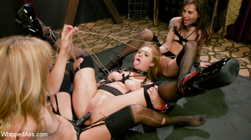 Mona Wales – Mona's Pair of Perfectly Perverted Pets_cover