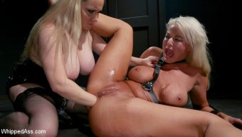 Aiden Starr – Screamer: The Intimate Torment of London River