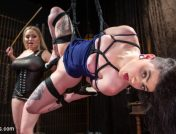 Aiden Starr – Lydia Black is Aiden Starr's Pain Piggy