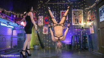 Cherry Torn – Two AM Pain Slut: Lindsay Cruz Submits to Cherry Torn