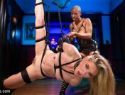 Mona Wales – Off The Books: Mona Wales Submits to Mistress Ashley Paige