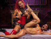 Daisy Ducati – Daisy's Revenge: Nikki Darling shocked and anally strap-on Fucked!