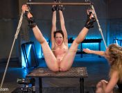 Mona Wales – New Recruit: Crew Member Electro Fucked and Tormented