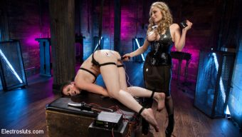 Pink – Girlfriends For The Day: Pain Slut Delightfully Electro Tormented