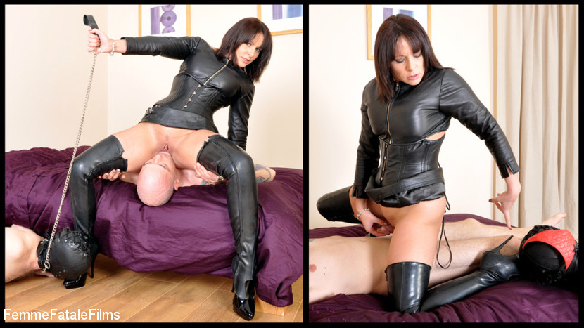 Mistress Carly – Carly's Cuckold_cover
